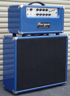 Fargen Bordeaux Guitar Amp