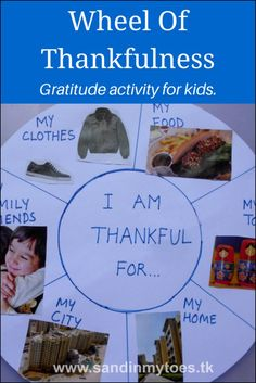 A Wheel of Thankfuln