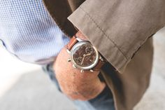 Auricoste - Type 20 Nice Watches, Type, Leather, Accessories, Collection, Fine Watches, Jewelry