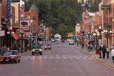 Deadwood and the Black Hills - Love it here!