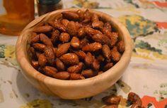 Candy Girl: Honey Glazed Almonds