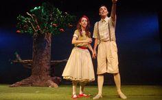 «Το δέντρο που έδινε»: Το έργο της παιδικής σκηνής του ΔΗΠΕΘΕ Βέροιας για την ανιδιοτελή αγάπη (φωτογραφίες, βίντεο)