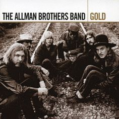 Gold The Allman Brothers Band [CD]
