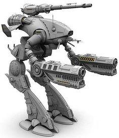 A BattleTech Marauder