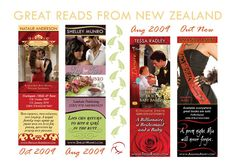 Great Reads from New Zealand authors