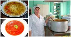 Pamatuješ? Vyhlášené polévky ze školní kuchyně. 10 receptů, které uhranou i vaše děti!   iRecept.cz Thai Red Curry, Ramen, Pizza, Japanese, Ethnic Recipes, Food, Japanese Language, Essen, Meals
