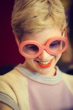 Backstage photos from a Tsumori Chisato show captured by Peut-Être Magazine.