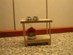 Mine dukkehuse: Gasbord og gasapparat
