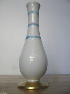 Rare Vintage Estate Vase By Edward Marshall Boehm-Signed-USA on eBid United States
