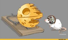 art,beautiful pictures,mouse,cheese,Star Wars