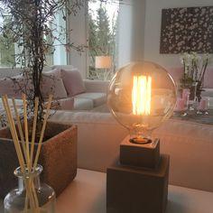 Uusi trendikäs lamppu kotiin