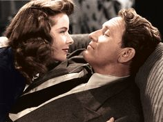 """I loved Spencer Tracy. I would have done anything for him."" –Katharine Hepburn"