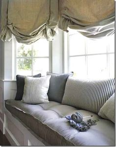 Great-- captures the kinds of roman shades we could use nicely