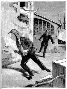 """Max Ernst, Illustration from the novel """"Une Semaine de Bonté"""", 1933."""