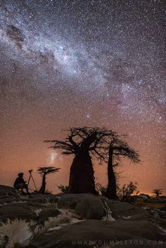 Photo © Mark Dumbleton's photographs of Namibia often pop up in photography and travel magazines – and it's no wonder. See & Read more on Travel Magazines, Pop Up, Travel Guide, Natural Beauty, Photographs, Bright, Sunset, Nature, Inspiration