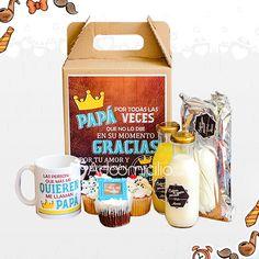 Gracias Papá Desayuno Sorpresa A Domicilio En Medellin Pedido Con Un Dia De Anticipación Fathers Day, Kit, Tableware, Party, Cherry, Blog, Packaging Ideas, Wraps, Packaging