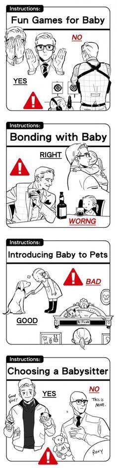 Kingsman's instruction