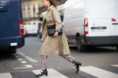 On the Streets of Paris Fashion Week Fall 2014 - PFW Street Style Day 6