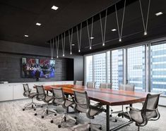 A Tour of Indeed's Austin Office Expansion – Modern Corporate Office Design Corporate Office Design, Modern Office Design, Corporate Interiors, Contemporary Office, Office Interior Design, Office Interiors, Corporate Offices, Modern Offices, Office Designs