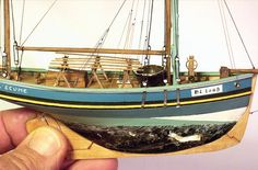 L'Écume Bateau Rc, Sailboat Yacht, Model Ship Building, Submarines, Model Ships, Fishing Boats, Scale Models, Sailing Ships, Nautical