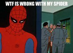 60's Spiderman memes!