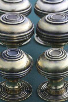 Oil Rubbed Bronze Door Knobs Redo For The Home Paint