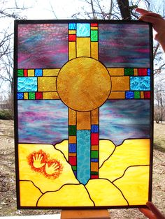stained glass southwest patterns - Google Search