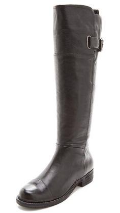 Belle by Sigerson Morrison Irene Moto Boots  shopbop $495