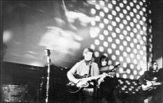 The Velvet Underground performing with Andy Wahol's Exploding Plastic Inevitable at RISD in Providence, 1967