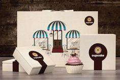 Bakery  Cake Packaging Designs