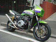 Kawasaki 1200 ZRX