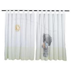 Buy Tiny Tatty Teddy Curtains at Argos.co.uk - Your Online Shop for Nursery curtains, Me to You nursery.