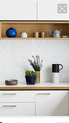 Backsplash tile inspiration