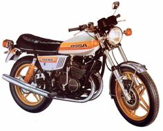 Ossa Yankee 500cc Motorcycle