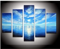wow, ocean painting - Google Search