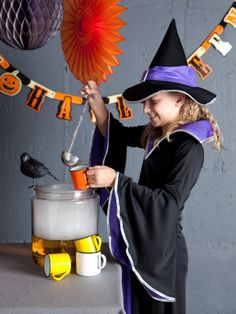 Classroom Halloween Party! - Kara's Party Ideas - The Place for All Things Party