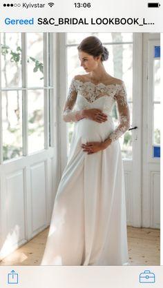 Zwangerschap Trouwjurk.8 Beste Afbeeldingen Van Zwangere Bruiden Bridal Gowns Alon Livne