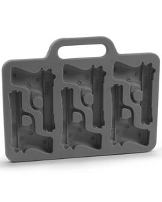 SHOOT EM' UP ICE CUBE TRAY BUY IT AT www.shopjeen.com
