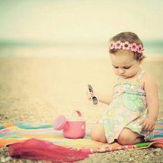 Baby pink summer