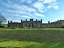 Wilton Castle is an early 19th-century mansion house, built on the site of a medieval castle, now converted into residential apartments, situated at Wilton, in Redcar and Cleveland, England.