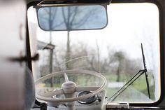 Scania - Vabis - Stuurhut - Bus