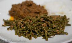 Indonesian Spicy Green Beans (Sambal Goreng Buncis/Sambalboontjes)
