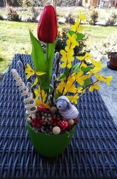 Tavaszi asztaldísz kaspóban barival Tavaszi dísz méretei: szélessége 15 cm, magasság 35 cm Mindegyik saját készítésű, minden része szárított, így akár évekig az otthon éke lehet. Minden díszből csak 1 db készült. Ezeket biztonságosan postázni is tudom, személyesen pedig Szigetszentmiklóson és környékén vehetőek át. A többi dísz megtekintéséhez kattints a képre. Minden, Plants, Plant, Planets
