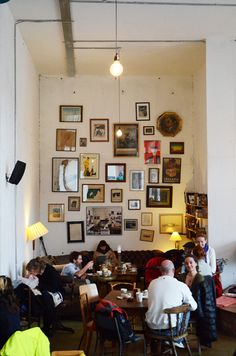 This place sounds amazing & super inspiring! Poppytalk: Dispatches from Dublin: The Fumbally