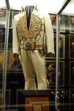 Graceland ~ Elvis Presley's home in Memphis, Tennessee