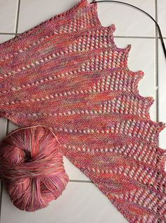 Ravelry: Project Gallery for Mistral Shawl pattern by Julie Finocchiaro
