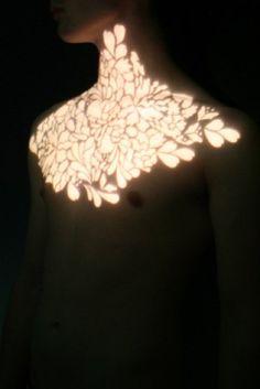 Wearing light