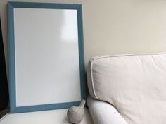 Sale Framed Notice Board Housewarming Gift Framed Whiteboard