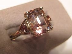 Oregon Sunstone Ring... want, need, must have, etc etc...