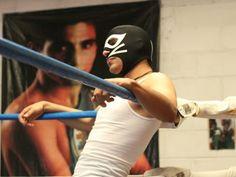 El Gato: La última caída dramaturgia y dirección: Hugo Arias Gimnasio de box el Nuevo Jordan, Querétaro 2014.